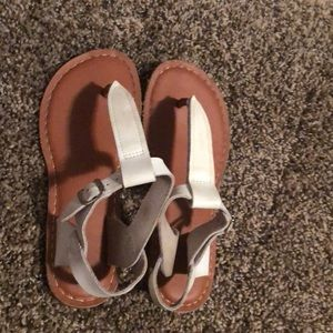 Salt Water Sandals by Hoy